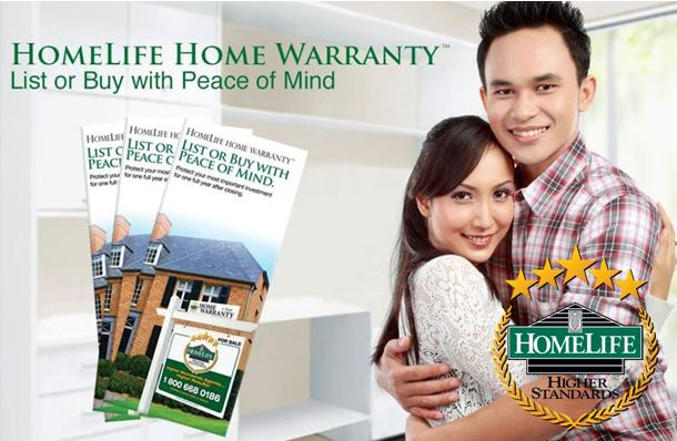*Ask Me About Our Exclusive HomeLife Home Warranty Program